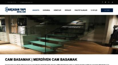 cambasamak.com - cam basamak ankara  cam basamak fiyatları  cam basamaklı merdiven