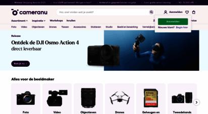 cameranu.nl - cameranu.nl, uw winkel voor digitale camera´s en accessoires