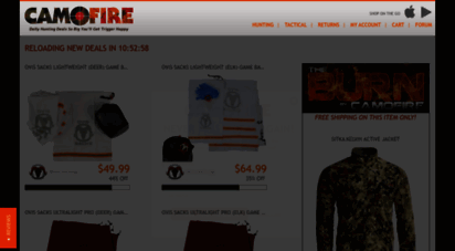 camofire.com - discount hunting gear, camo & discount hunting clothing  camofire