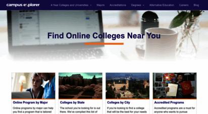 campusexplorer.com -