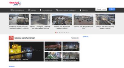 canliseyir.com - dünyadan canlı kameralar izle mobesa turistik
