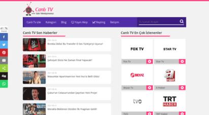 canlitv.plus - canlı tv izle - kesintisiz yayın hd izle