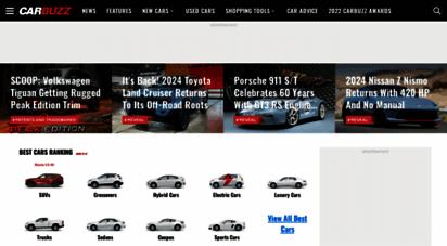 carbuzz.com - carbuzz - car news, reviews and shopping tools
