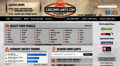 carcomplaints.com