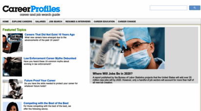careerprofiles.info
