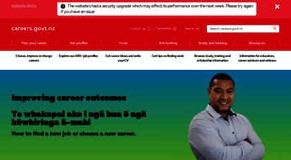 careers.govt.nz