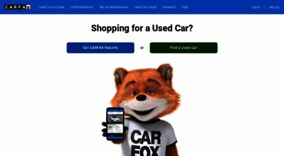 carfax.com - carfax fahrzeughistorie für amerikanische autos