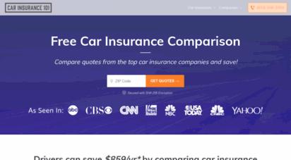 carinsurance101.com - car insurance 101 - a guide to car insurance