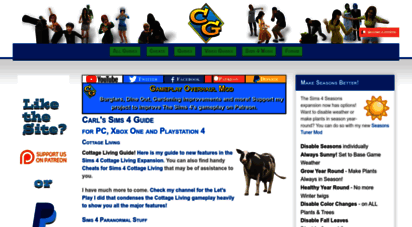 carls-sims-4-guide.com - carl´s sims 4 site - guides & news for pc, xbox and ps4