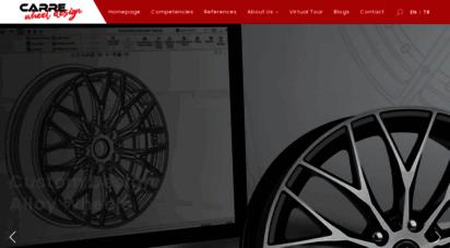 carre.com.tr - homepage  carre