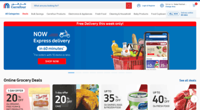 carrefouruae.com - carrefour uae - shop online for food, grocery, mobiles, electronics & more