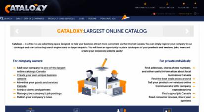 cataloxy.com -