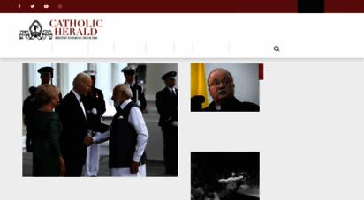 catholicherald.co.uk - catholic herald - catholic herald
