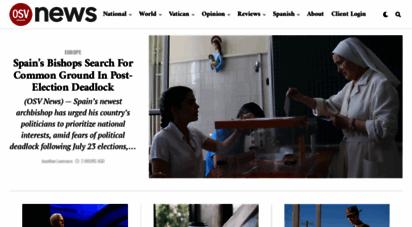 catholicnews.com - home - catholic news service