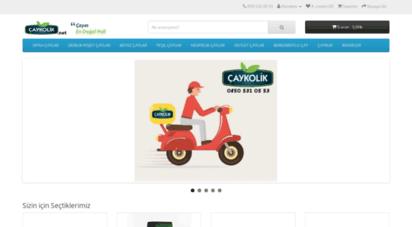 caykolik.net - çay online satış-bitki çayları, siyah çay, beyaz çay ve özel çayları online sipariş ver, satın al
