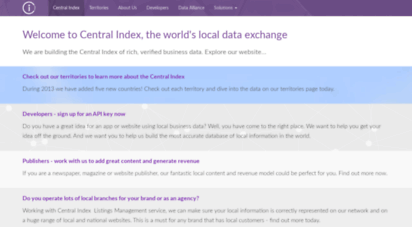 centralindex.com