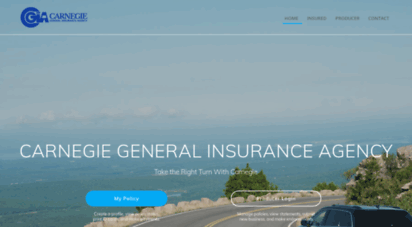 cgia.com Welcome to Cgia.com - Carnegie General Insurance Agency