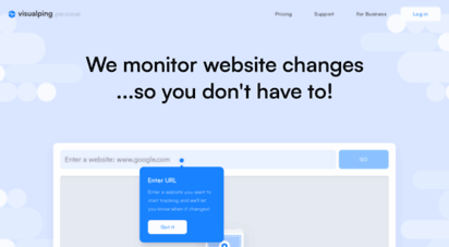 changedetection.com - changedetection - know when any web page changes