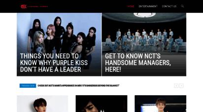 channel-korea.com - channel-k  your best korean news, entertainment, music & fashion website