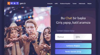 chat.gen.tr - chat.gen.tr - chat sohbet odaları trsohbet siteleri