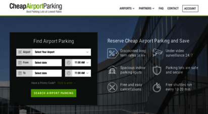cheapairportparking.org - cheap airport parking  long term airport parking at it´s best!