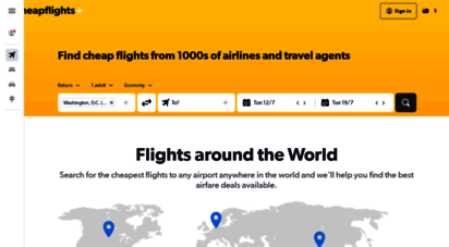 cheapflights.com.au - cheap flights au, compare the cheapest flights, flight tickets & airfares
