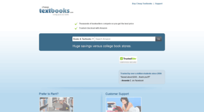 cheaptextbooks.com - cheaptextbooks.com - search for cheap textbooks