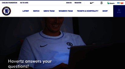 chelseafc.com - home  official site  chelsea football club