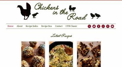 chickensintheroad.com