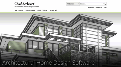 chiefarchitect.com - chief architect  architectural home design software