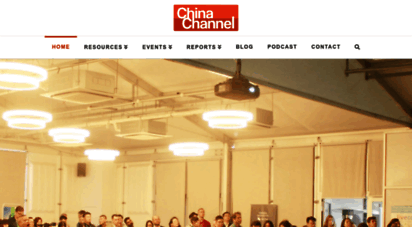chinachannel.co - homepage - china channel