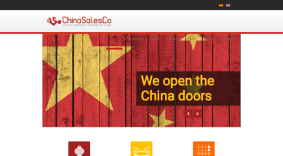 chinasalesco.com - china sales co
