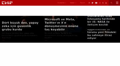 similar web sites like chip.com.tr