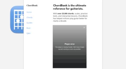 chordbank.com