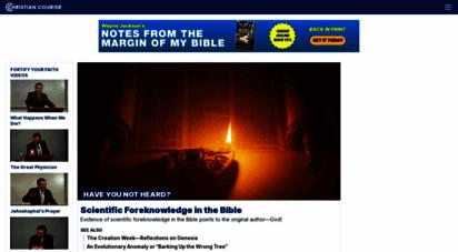 christiancourier.com - christian courier