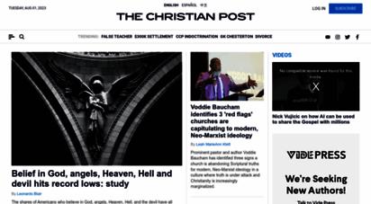 christianpost.com - breaking christian news headlines - the christian post