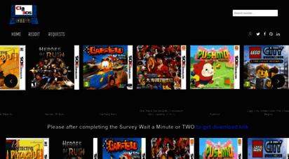 cia-3ds.com - download 3ds cia