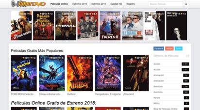 ciberdvd.com - ver películas online gratis full hd español y latino