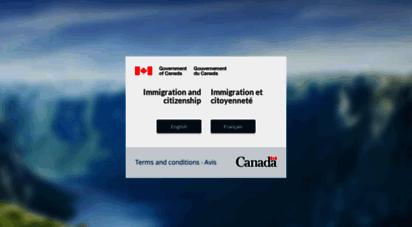 cic.gc.ca - immigration, refugees and citizenship canada  immigration, réfugiés et citoyenneté canada