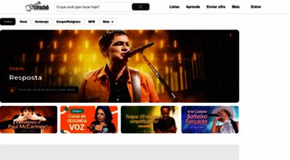 cifraclub.com.br - cifra club - seu site de cifras e tablaturas