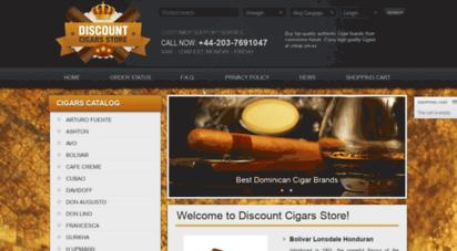 cigartrade.net - buy cheap cigars & cigar accessories online