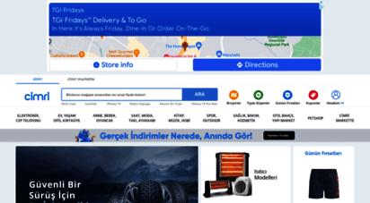 cimri.com - cimri.com tasarruf ettirir!