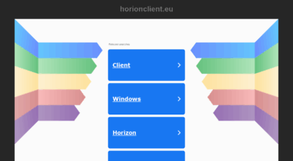 cine-online.eu - horionclient.eu-&nbspthis website is for sale!-&nbsphorionclient resources and information.