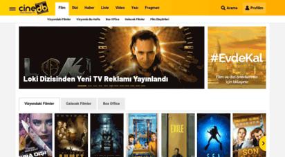 cinedb.com.tr - cinedb - türkiye´nin sosyal sinema platformu