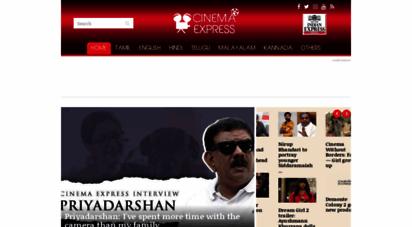cinemaexpress.com - cinema express - latest cinema news, movie reviews & movie trailers