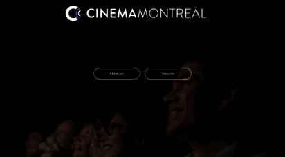 cinemamontreal.com - cinemamontreal.com