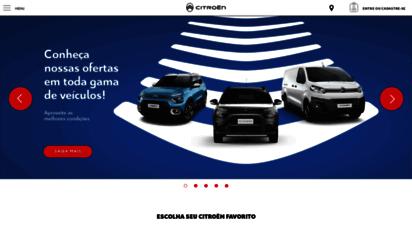 citroen.com.br - citroën do brasil