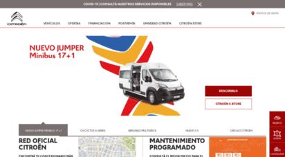 citroenargentina.com.ar - bienvenido, conocé nuestros autos - citroën argentina