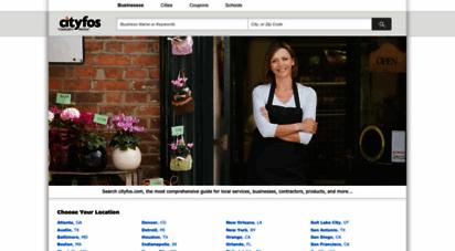 cityfos.com - cityfos.com - local business search