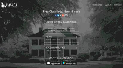 classi4u.com - free classified ads, local ads, free ad posting - classi4u.com